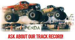 Ask About Our Track Record!